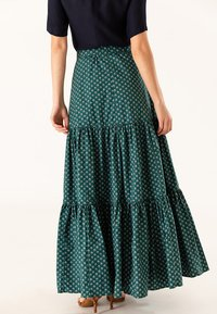 IVY & OAK - Maxi skirt - green - 2