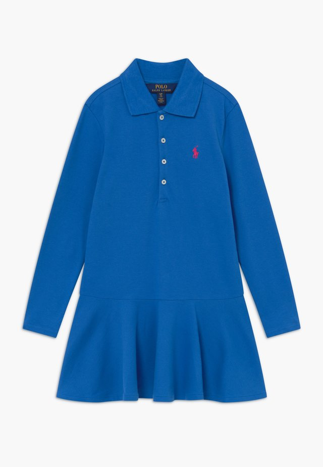 POLO - Vapaa-ajan mekko - colby blue