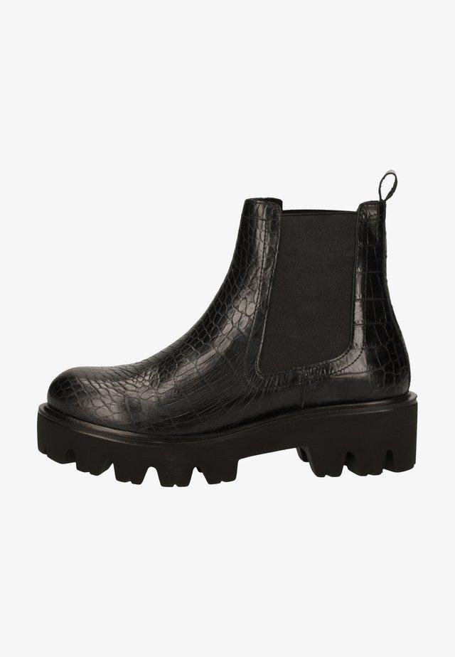 Korte laarzen - black 100