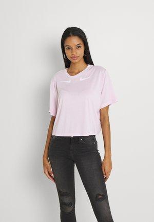 TEE - T-shirts med print - regal pink