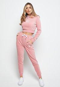 SIKSILK - Hoodie - pink - 1