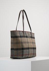 Barbour - WITFORD TARTAN TOTE - Tote bag - winter - 3