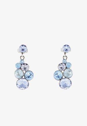 PETIT GLAMOUR - Örhänge - blue/lila