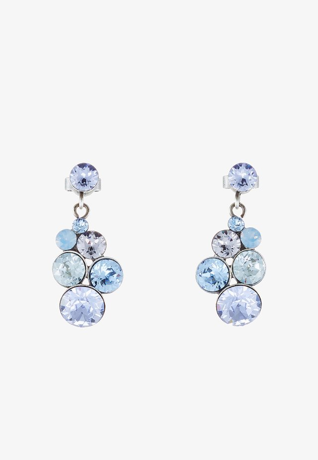 PETIT GLAMOUR - Earrings - blue/lila