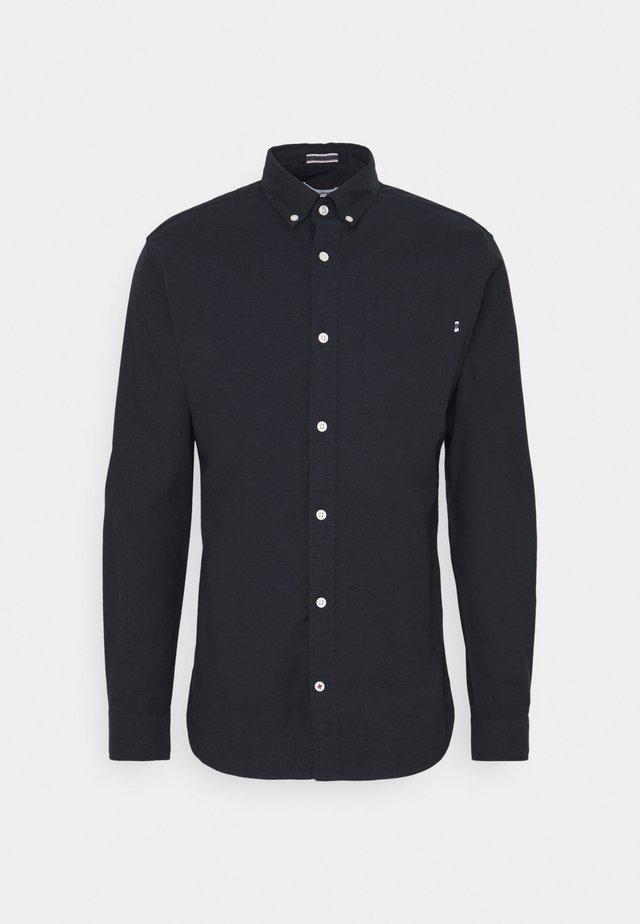 JJECLASSIC  - Vapaa-ajan kauluspaita - navy blazer