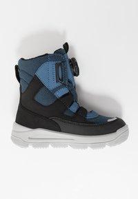 Superfit - MARS - Winter boots - schwarz/blau - 1