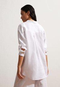 OYSHO - Košile - white - 1