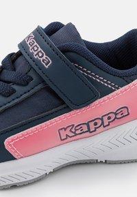 Kappa - NADRA  - Sportschoenen - navy/pink - 5