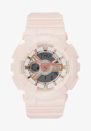 Digitaal horloge - rosa
