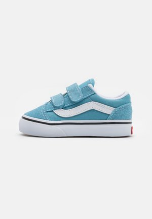 OLD SKOOL UNISEX - Sneakers - delphinium blue/true white