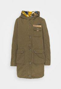 Desigual - CHAQ SIGURD - Zimní kabát - kiwi - 6
