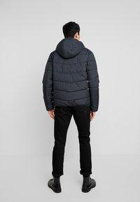 Solid - RIDER - Light jacket - black melange - 2