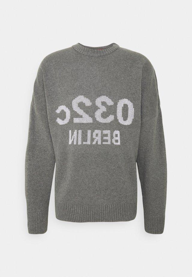 SELFIE REFLECTIVE - Pullover - grey