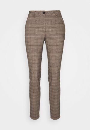 FQBELLA ANKLE - Trousers - butternut mix