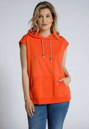 Print T-shirt - manderine