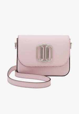 PIPER MINI CROSSBODY - Across body bag - pink
