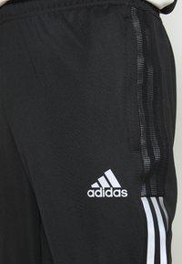 adidas Performance - TIRO  - Spodnie treningowe - black - 4