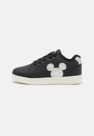 MICKEY MOUSE - Sneakers laag - black