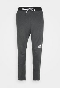 UP CITY - Pantalones deportivos - black melange