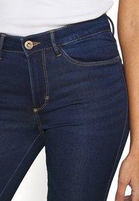 ONLY - ONLROYAL LIFE  - Jeans Skinny Fit - dark blue denim - 4