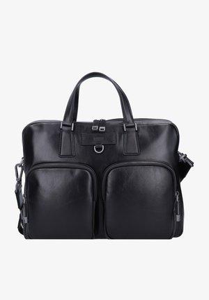 TRUCK214  - Briefcase - black