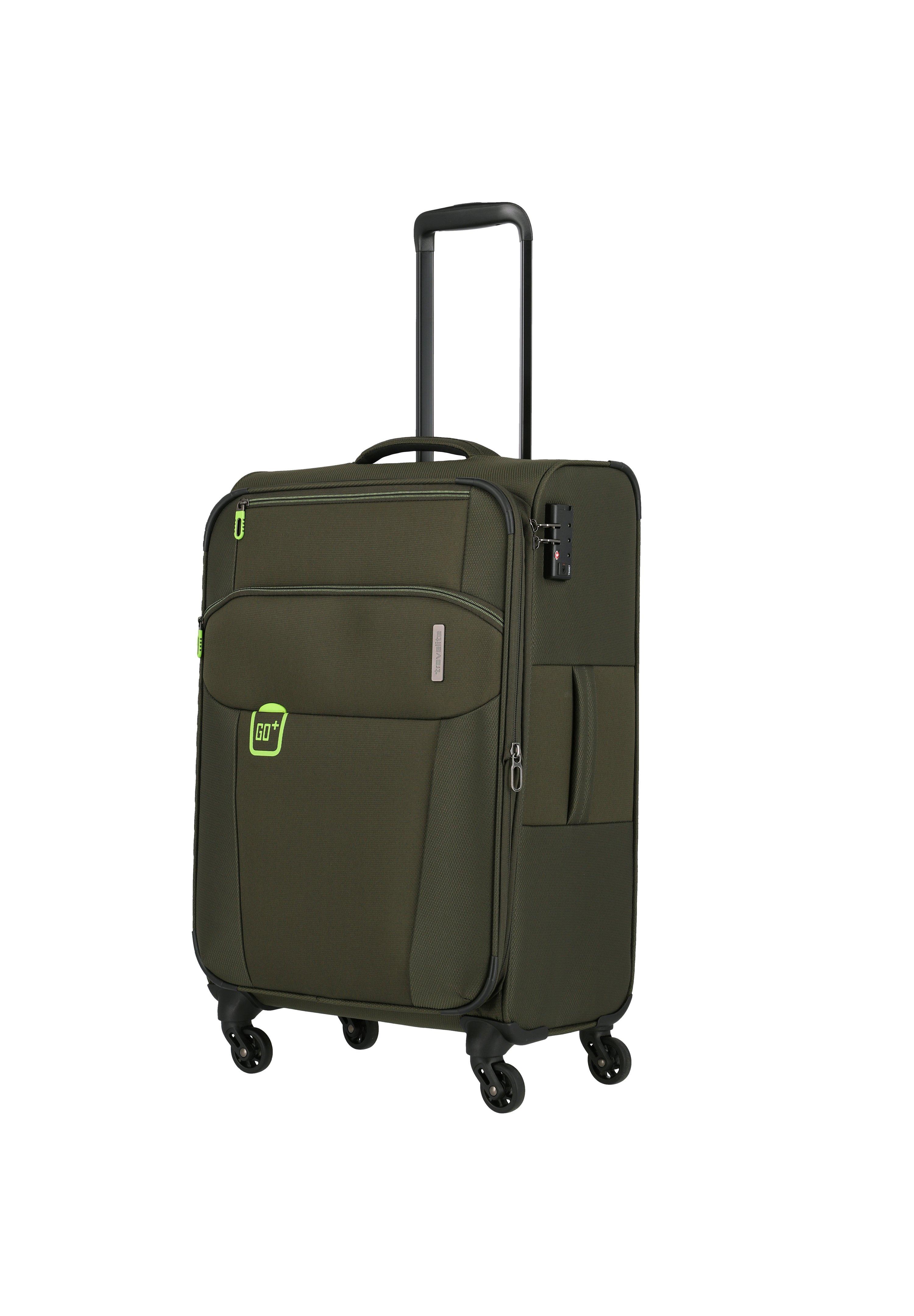 Travelite Kofferset - khaki/oliv - Herrentaschen KIOcV