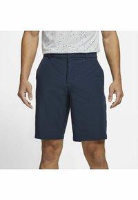 Nike Golf - HYBRID - Sports shorts - obsidian/obsidian - 3