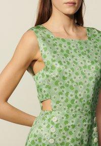 sandro - ASHLEY - Day dress - vert - 4