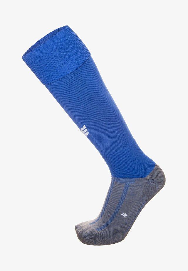 Knee high socks - blau