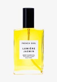 French Girl - LUMIÈRE JASMIN - BODY GLOW OIL - Kroppsolja - - - 0