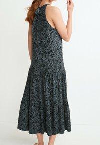 Next - HALTERNECK - Maxi dress - multi coloured - 0