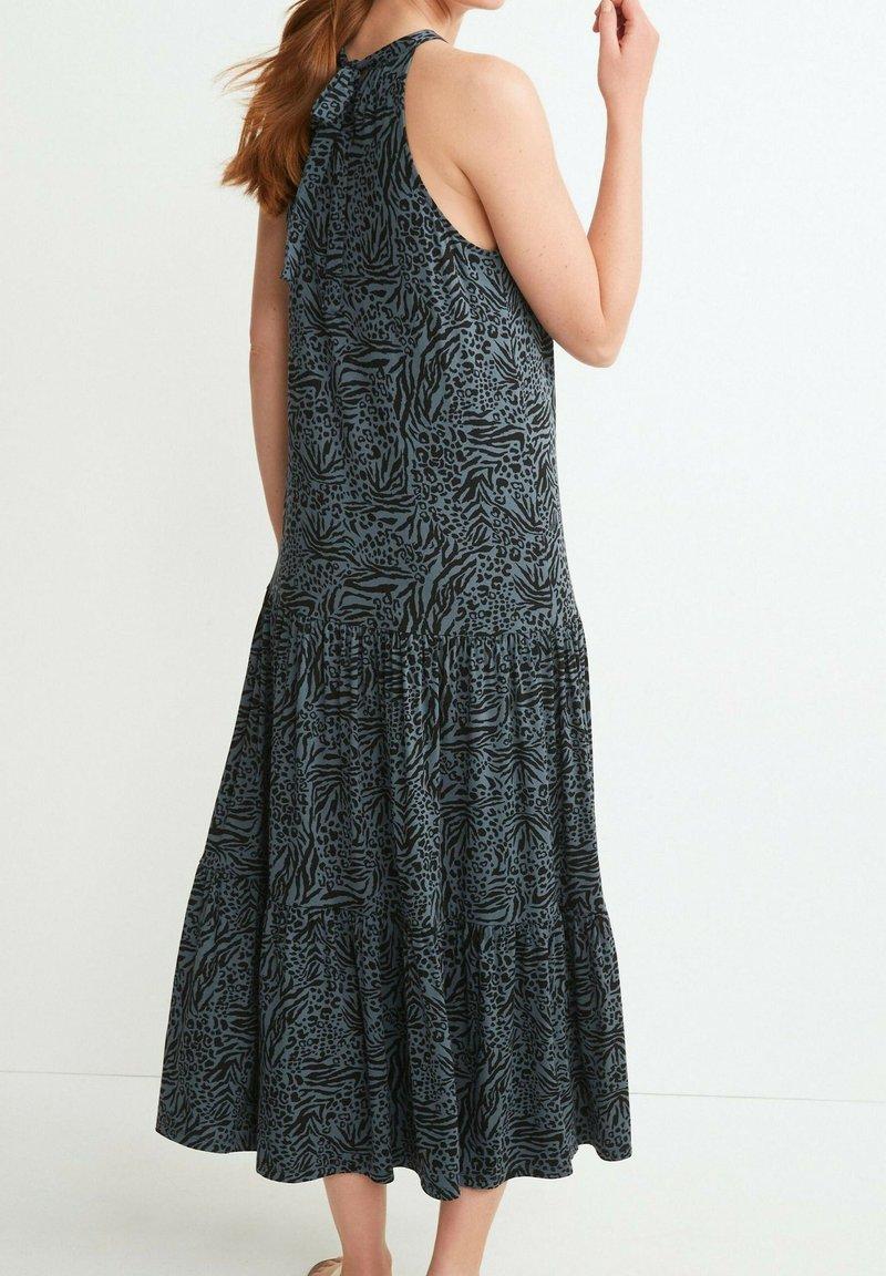 Next - HALTERNECK - Maxi dress - multi coloured