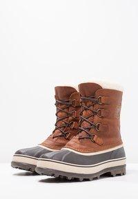 Sorel - CARIBOU SL - Zimní obuv - braun - 2