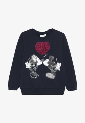 DISNEY MINNIE MOUSE & MICKEY MOUSE OLIVIA - Sweatshirt - dark sapphire