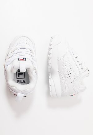 DISRUPTOR - Sneakersy niskie - white