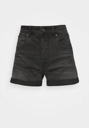 ANYTA - Denim shorts - dark grey