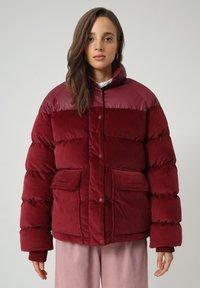 Napapijri - A-KAMPPI - Winter jacket - vint amarant - 0