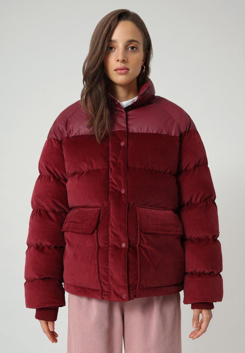 Napapijri - A-KAMPPI - Winter jacket - vint amarant