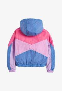 Next - COLOURBLOCK - Light jacket - blue - 1