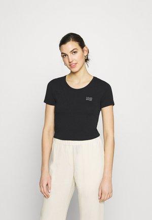BASICA - T-shirts print - nero