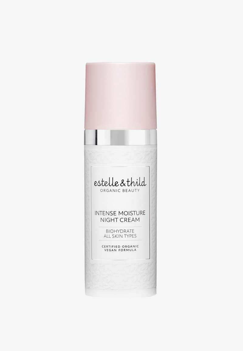 Estelle & Thild - BIOHYDRATE INTENSE MOISTURE NIGHT CREAM  - Nachtpflege - -