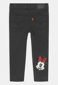 Levi's® - MICKEY MOUSE 710 SUPER SKINNY  - Jeans Skinny Fit - skyler - 1