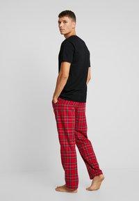 Champion - Pyjamasöverdel - black - 2