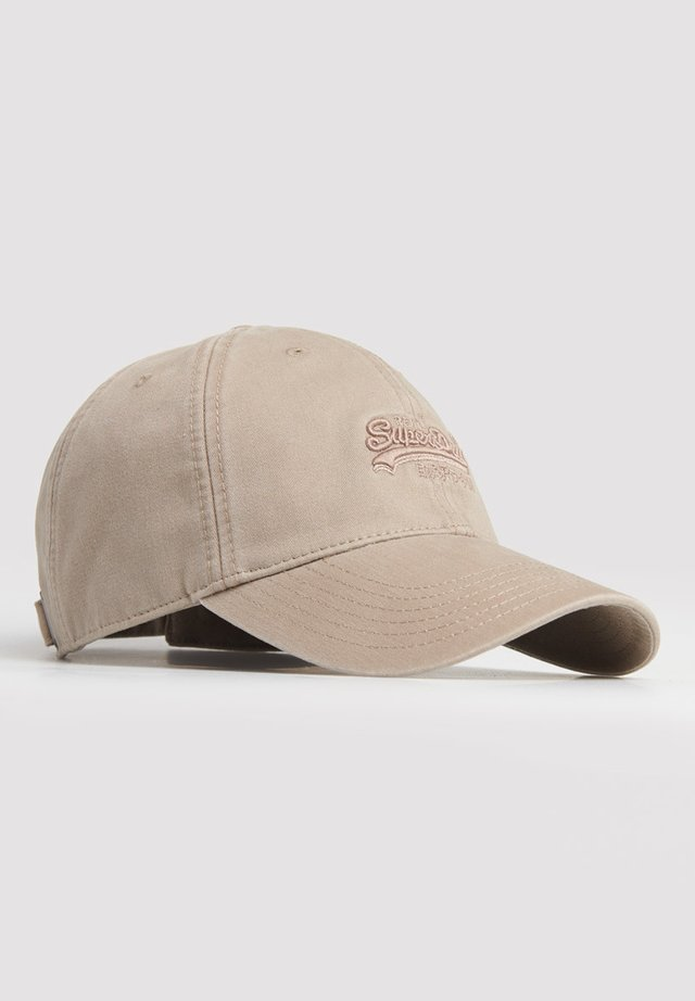 ORANGE LABEL CAP - Casquette - combat brown