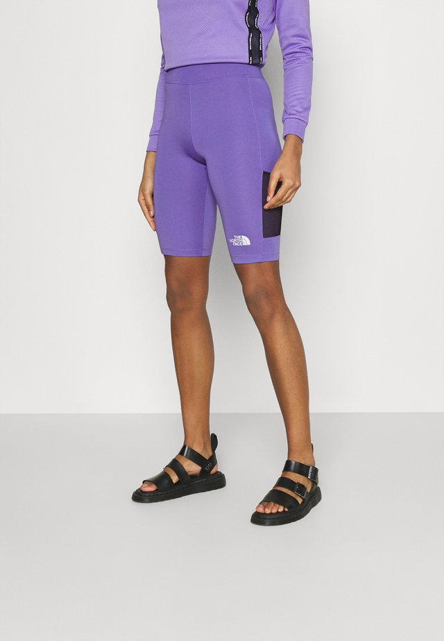 TIGHT - Shorts - pop purple
