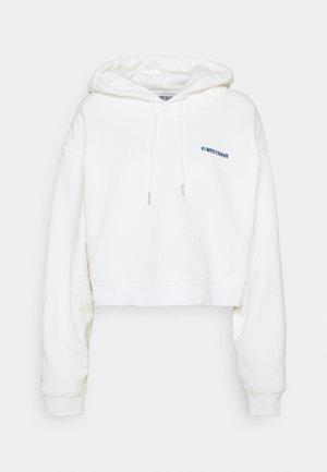 FAITH HOODIE  - Sweatshirt - off white