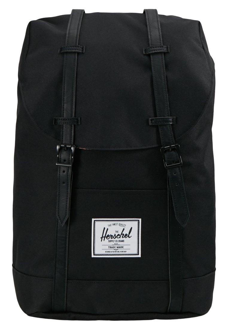 Herschel Retreat - Tagesrucksack Black/schwarz