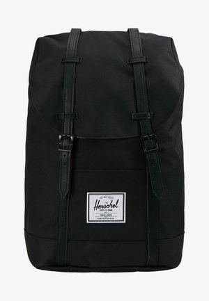 RETREAT - Rucksack - noir