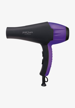 ELECTRICAL ITEMS PURPLE POTENCY POWERFUL HAIRDRYER - Hair styling accessory - black