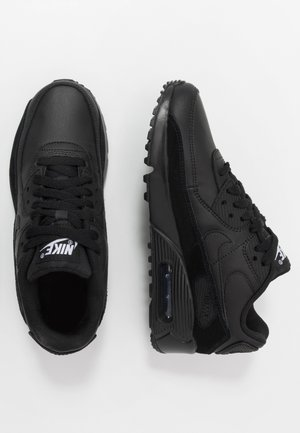 AIR MAX 90 - Matalavartiset tennarit - black/white